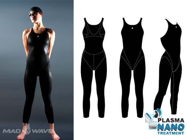 Гидрокостюм Bodyshell Women Swimsuit Long Leg